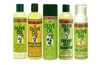 Evoo hair treatment