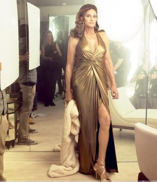 Caitlyn Jenner Says She Is The New Normal