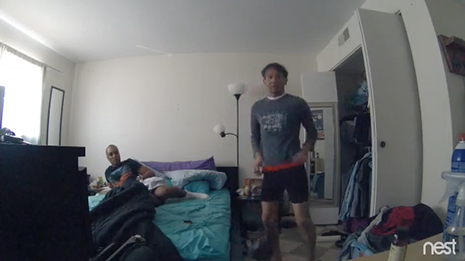Real apartment cams