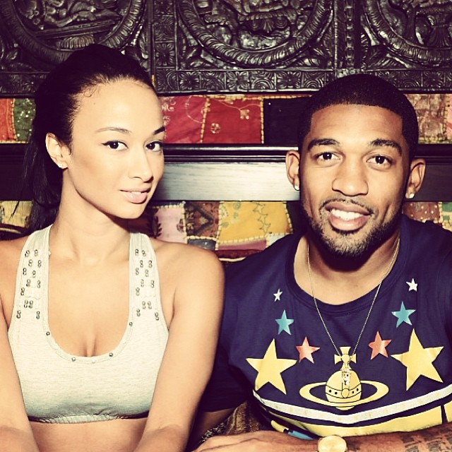 Do Draya And Orlando Scandrick Need A Room Inside